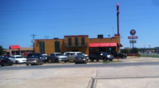 Rayville, لويزيانا: Popeyes - Rayville, LA