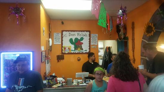 Don Felix Mexican Restaurant Grill and Cantina