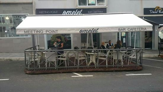 Omelet Meeting Point