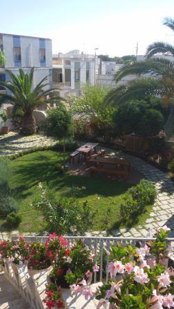 Villa Bruno: giardino