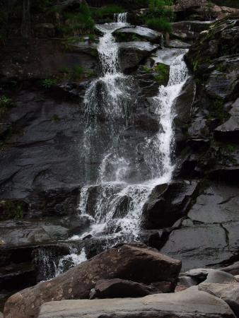 Haines Falls, Νέα Υόρκη: waterfall