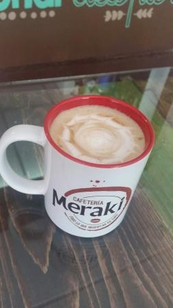 Meraki cafetería