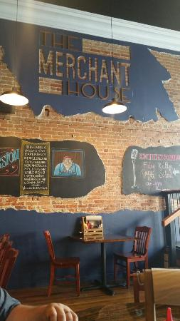 Greenville, OH: The Merchant House