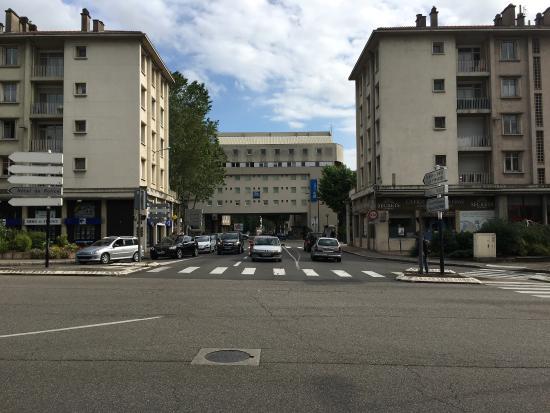 Ibis Hotel Vienne Frankreich