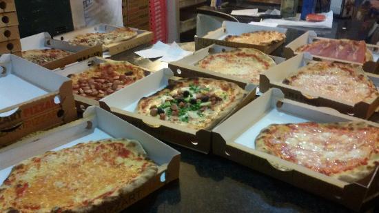 mondo pizza da mariano