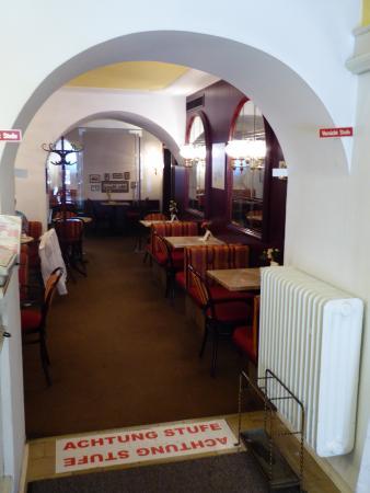 Cafe Konditorei Fritz: to the interior