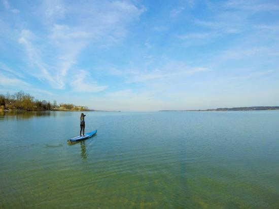 Suttons Bay, MI: We specialize in guided stand up paddleboard tours and lessons