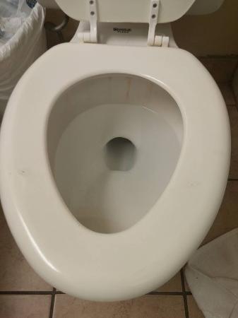 Ocean Park Resort, Oceana Resorts: dirty toilet