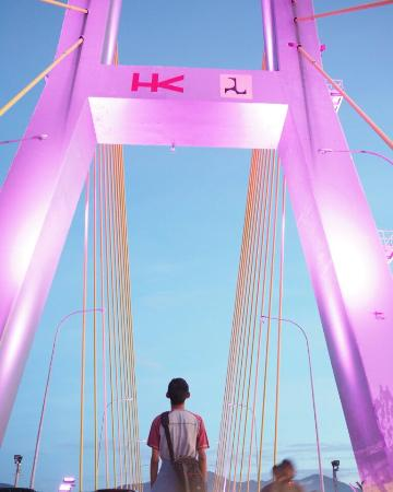 ‪Soekarno Bridge‬