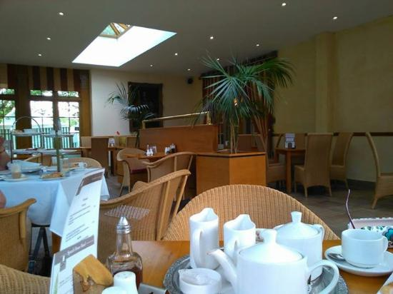 The Speech House Hotel: Cream teas super!