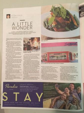 Edge Hill, Australia: Carins post (weekend post). 11/06/16