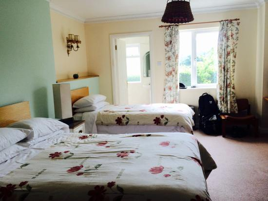 Birchwood B&B: Clean and quiet
