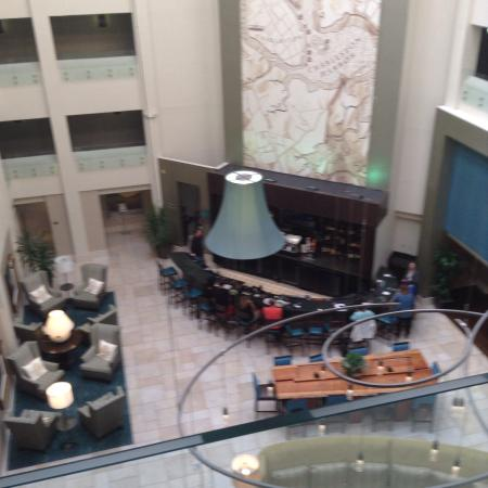 Crowne Plaza Charleston Airport Convention Center: Welcome To Room #423