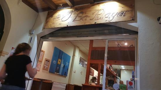 Restaurante Burguer Playa