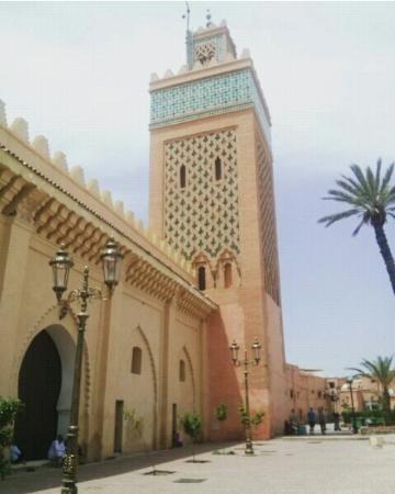 Merzouga, Marruecos: Las mezquitas