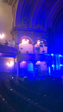 19 Elegant Fulton theater Seating