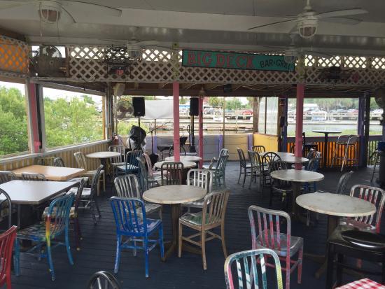 Big Deck Raw Bar: Saturday Day