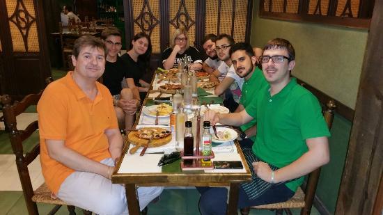 Mislata, Испания: El personal al completo :D