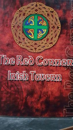 ‪The Red Corner Irish Tavern‬