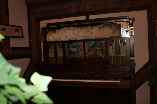 Music House Museum: Player Piano