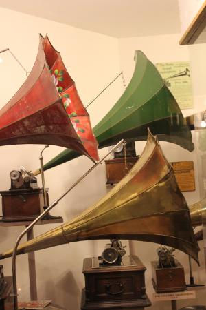 Music House Museum: Gramaphone collection