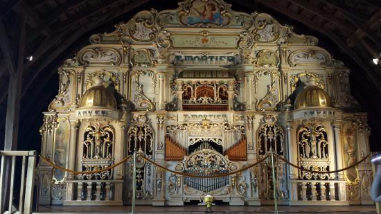 Music House Museum: Belgain Mortier Dance Organ