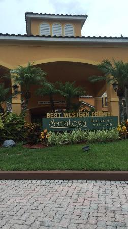 BEST WESTERN PREMIER Saratoga Resort Villas: photo0.jpg