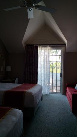Dormer Room 4th floor dormer room - picture of disney's grand floridian resort