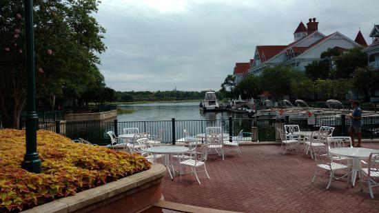 Gasparilla Island Grill At Disney S Grand Floridian Resort Spa