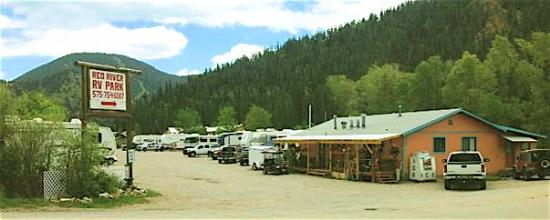 Red River RV Park, Cabins & Yurt Camping