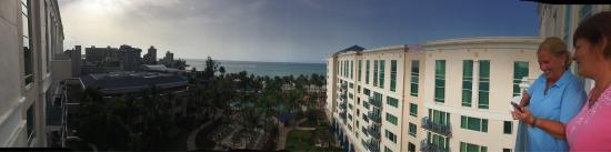 The Ritz-Carlton, San Juan: Beautiful view!
