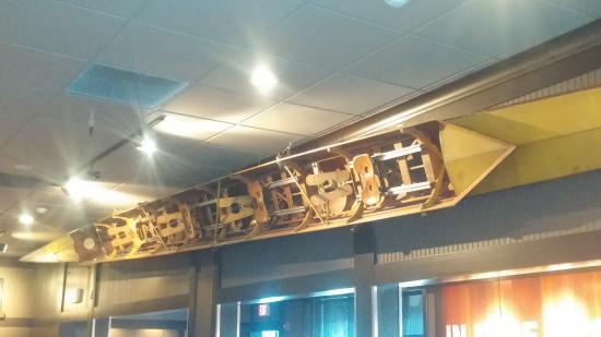 TGI Fridays: Canoe