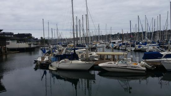 Humphreys Concerts By The Bay Venue Is Right On Marina Very Picturesque
