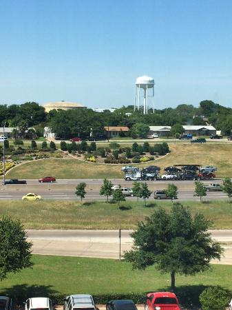 Duncanville, TX: Vista do quarto