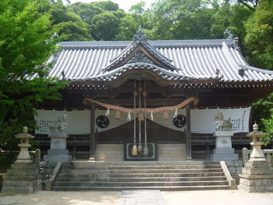 Fukuda Hachiman Shrine