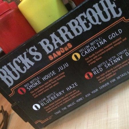 Buck's Naked BBQ Steakhouse: Great place