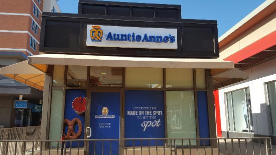Auntie Anne's Soft Pretzels