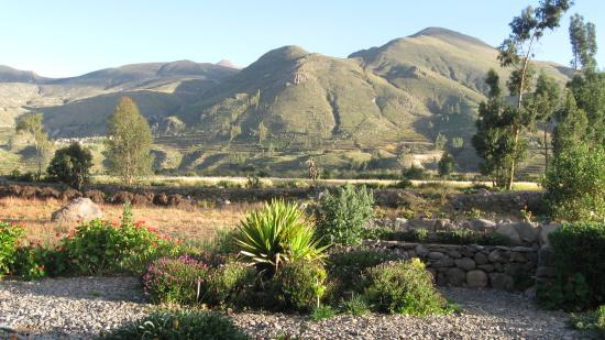 Killawasi Lodge: View from Cabin #4 Patio