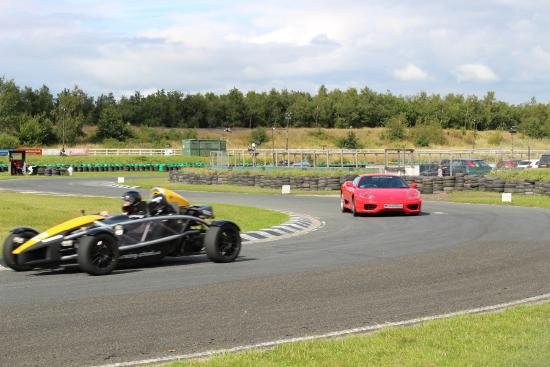 Three Sisters Race Circuit >> Ferrari And The Ariel Atom Picture Of Three Sisters Racing