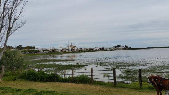 Province of Huelva, สเปน: SANCTUAIRE DE LA VIERGE DEL ROCIO PROVINCE DE HUELVA
