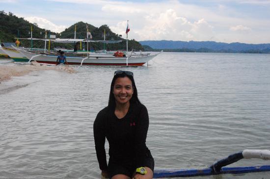 Padre Burgos, Filipinler: Borawan island