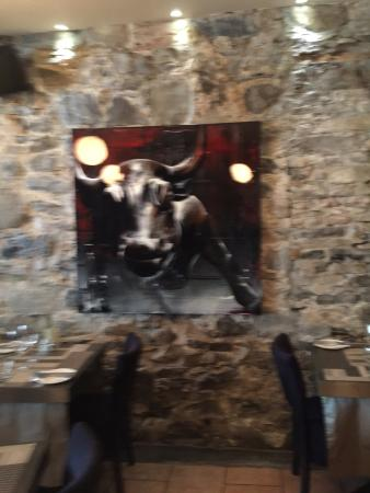 SSS Restaurant: Bull on the wall~