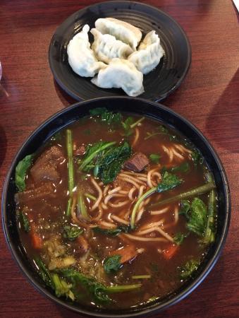 Simmer Dumpling and Noodle House