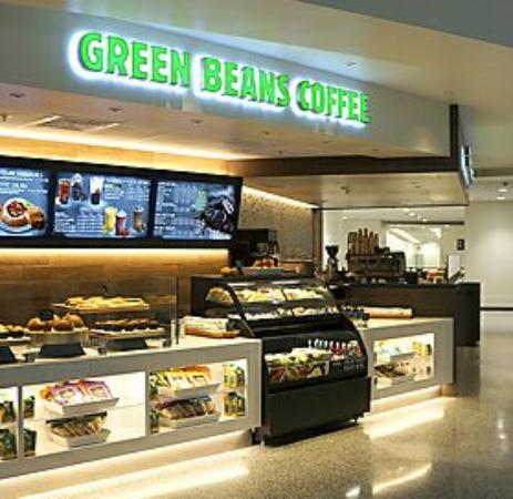 Fort Knox, KY: Green Beans Coffee