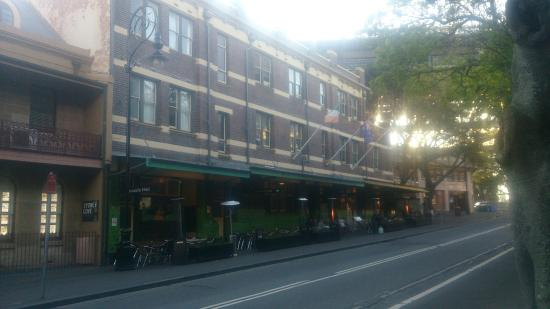 The Mercantile Hotel: Mercantile Hotel