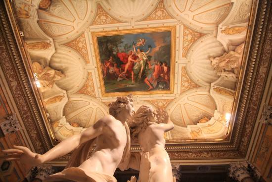 daphne and apollo borghese gallery ile ilgili görsel sonucu