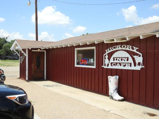 Hickory Cafe: Front