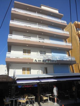 Amaryllis Hotel: amaryllis