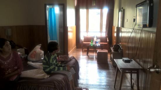 Bellevue Hotel: Deluxe room