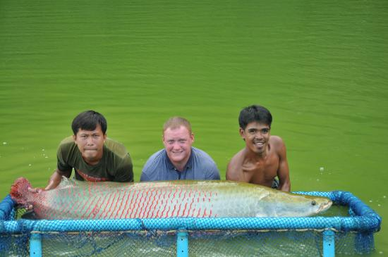 Exotic Fishing Thailand